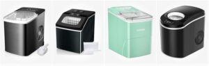 Maquinas de hielo domesticas