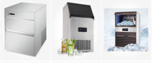 Maquinas de hielo comerciales